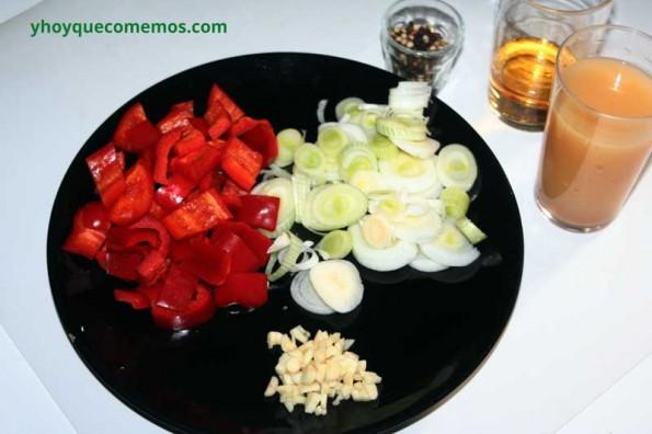 Cocinar Marrajo | Marrajo Con Salsa De Pimiento Rojo Recetas De Cocina Facil