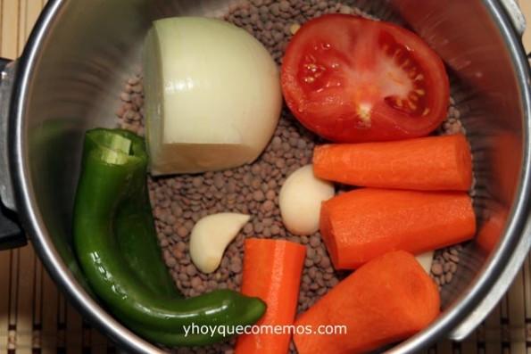 ingredientes-para-la-receta-de-crema-de-lentejas