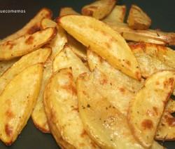 patatas gajo especiadas (al horno)