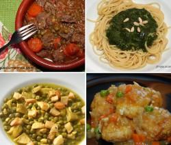 5 ideas para primeros platos faciles