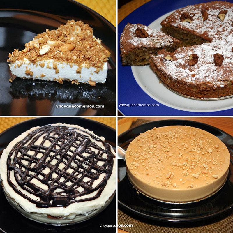 7 recetas de tartas f ciles para sorprender for Platos faciles para sorprender