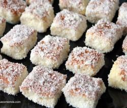 bizcochitos de coco
