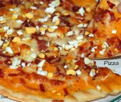 pizza salmorejo