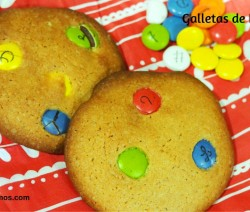 galletas de lacasitos o cookies