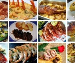 ideas de platos para navidad