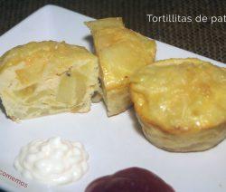 tortillitas de patata