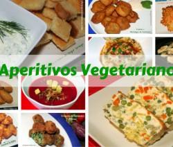 entrantes y aperitivos vegetarianos