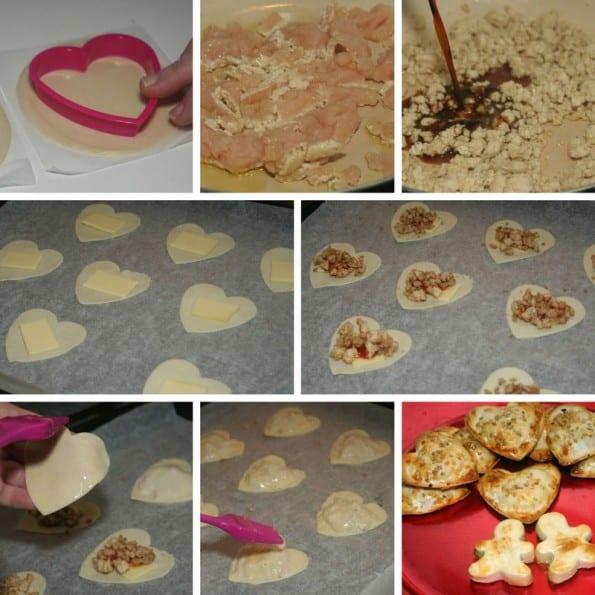 receta empanadillas para san valentin 2