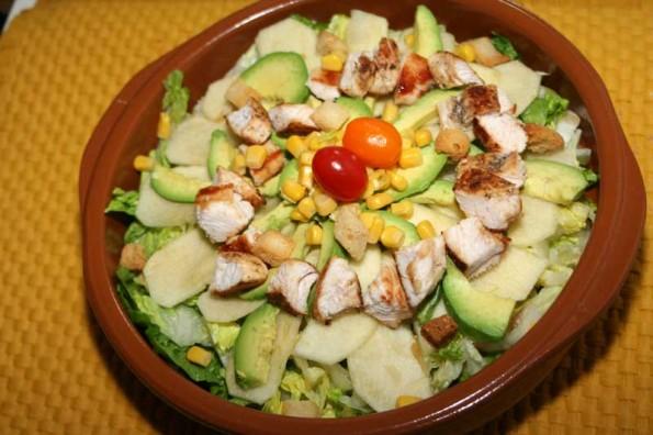 receta ensalada mandala