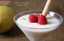 cremoso de limon