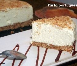 receta tarta portuguesa