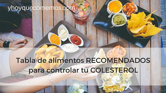 tabla-de-alimentos-recomendados-para-controlar-tu-colesterol