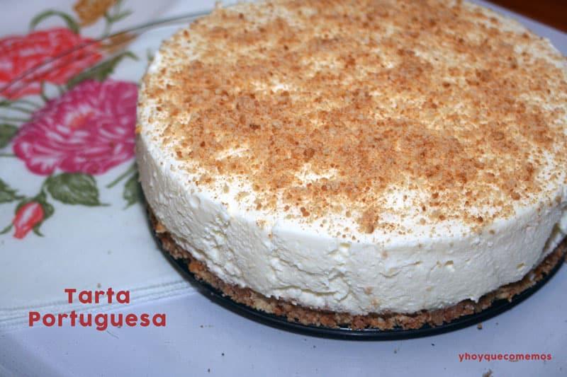 tarta portuguesa