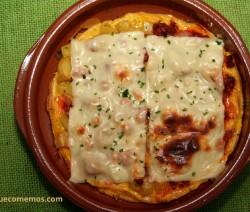 tortilla abierta