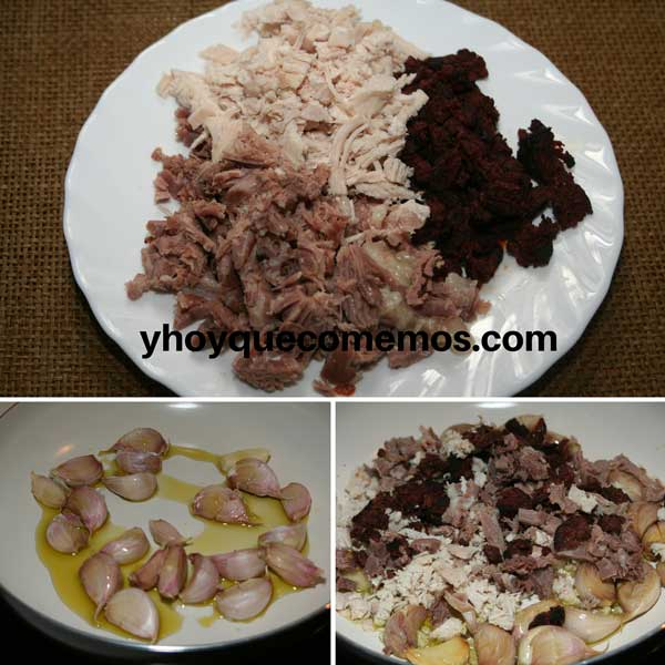 receta arroz con pringa