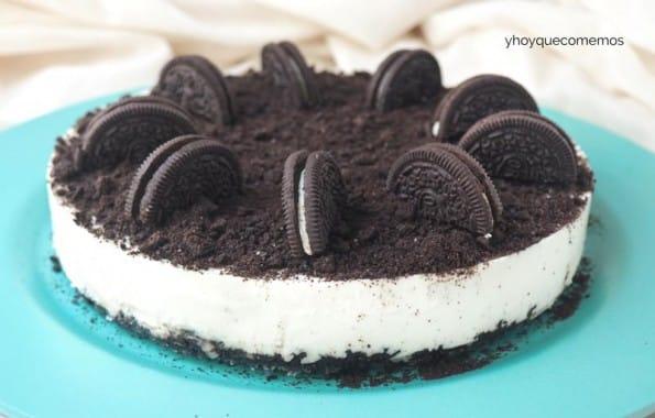 tarta de oreos sin horno cheesecake-de-oreo-3