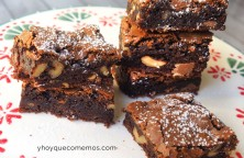 brownie de chocolate receta 2