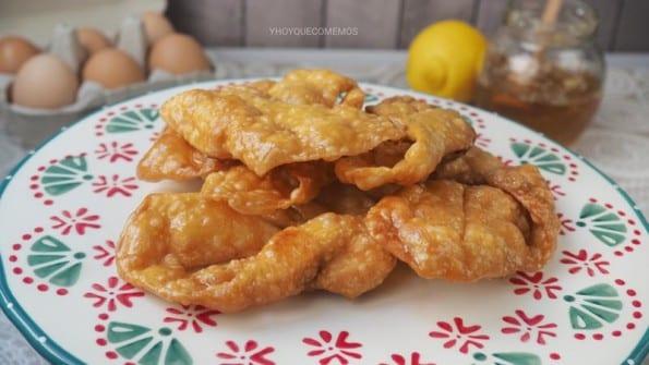 hojuelas con miel receta 1