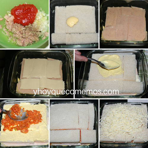 paso-a-paso-pastel-salado-de-pan-de-molde