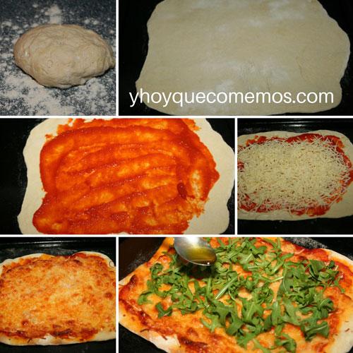 paso-a-paso-receta-de-pizza-de-rucula
