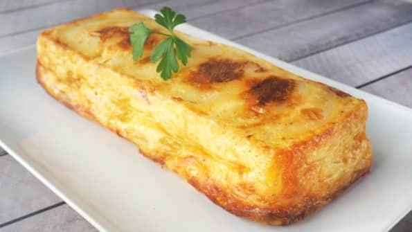 pastel de patata y jamon 1
