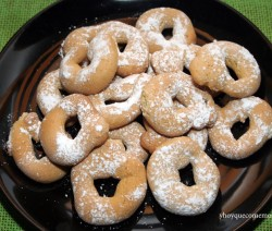rosquillas de semana santa