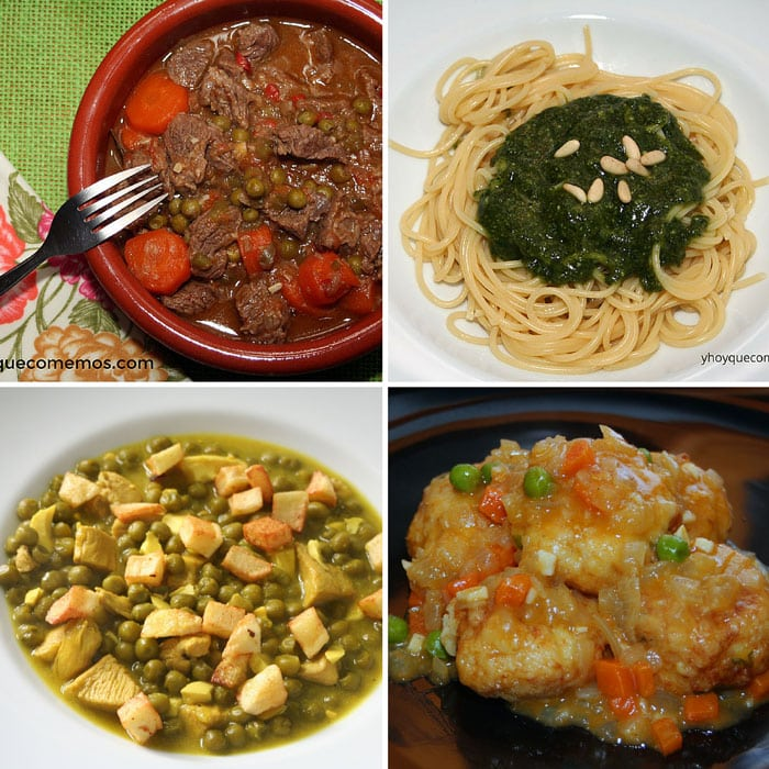 5 ideas para primeros platos f ciles