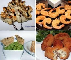 6 ideas de aperitivos