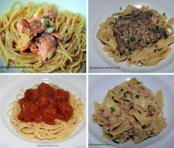 6 ideas de recetas con pasta