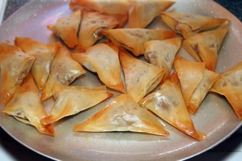receta de pastelitos o dulces arabes