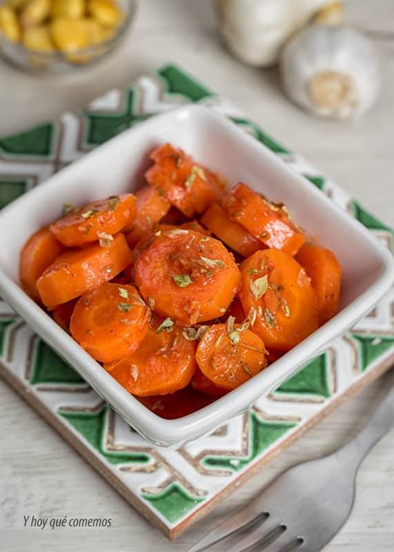 como hacer aliño de zanahorias al estilo andaluz