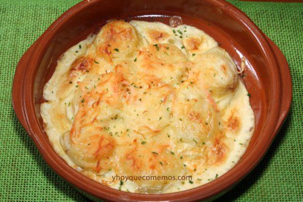 Patatas-Gratinadas