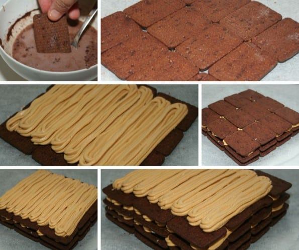 Chocotorta (Tarta de Galletas y Dulce de Leche)