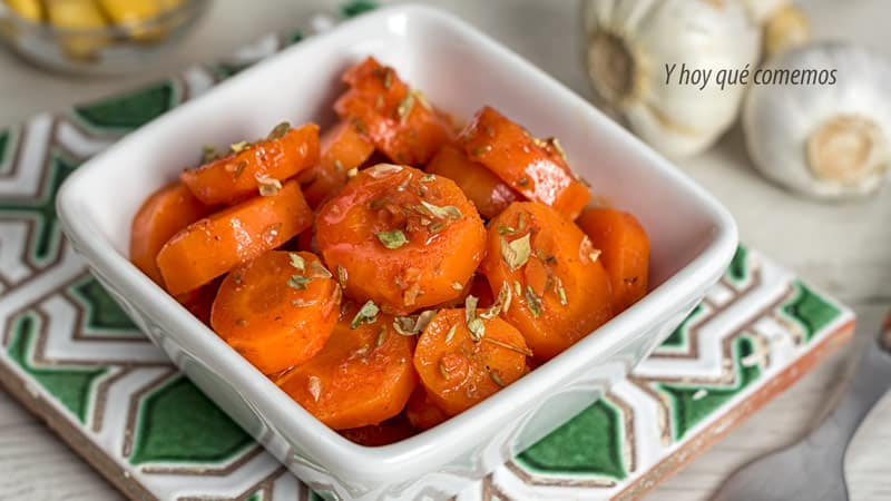 receta de aliño de zanahorias al estilo andaluz