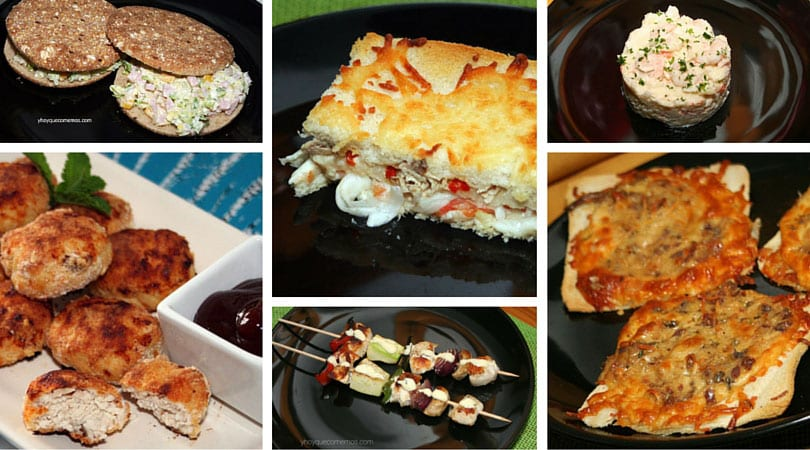 6 ideas de recetas para cenas recetas y hoy que comemos for Cenas frias canal cocina