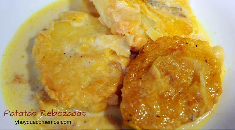 patatas rebozadas