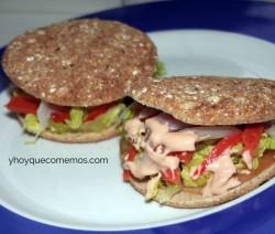 sandwich de ahumados