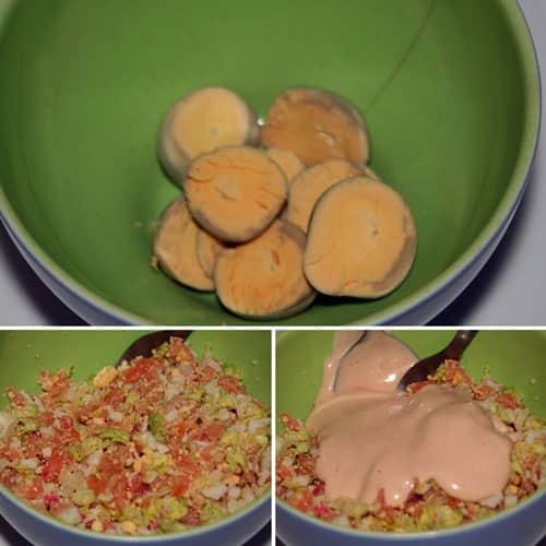 huevos rellenos de salmon receta