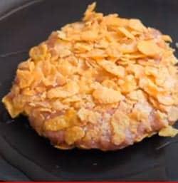 hacer las hamburguesas crispy chicken a la plancha