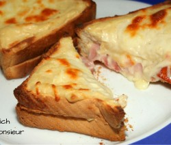 sandwich croque monsieur