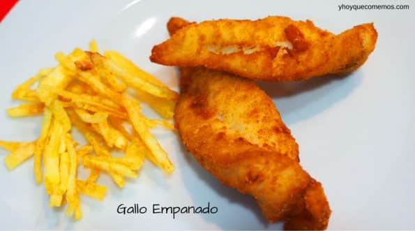 Gallo-Empanado