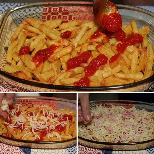 preparar-las-Patatas-Pizza
