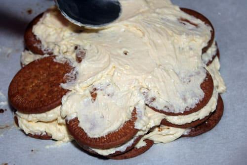 receta tarta de galletas portuguesa bolo de bolacha