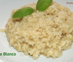 rissotto blanco