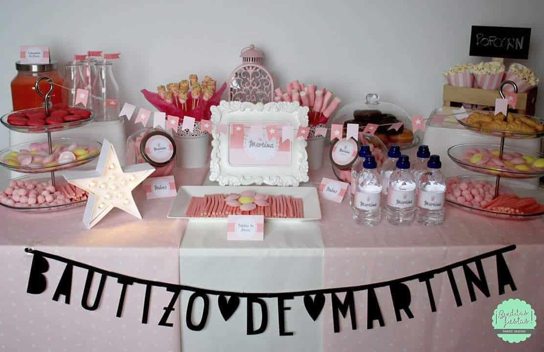mesa chuches benditas fiestas