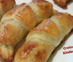 croissants de kinder bueno