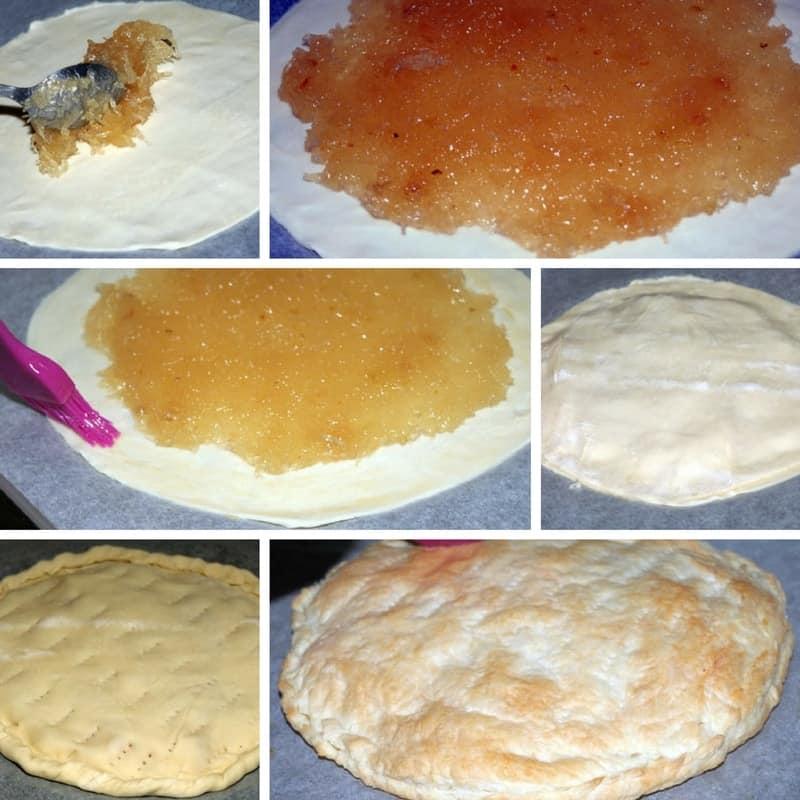 pastel cordobes receta