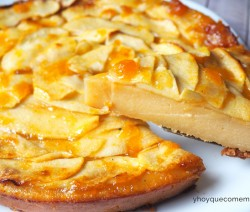 tarta de manzana receta 1