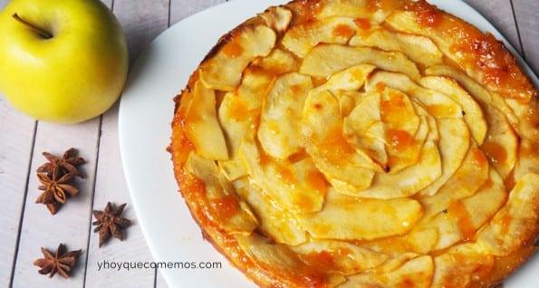 tarta de manzana receta 2