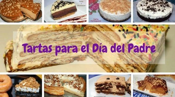tartas para el dia del padre